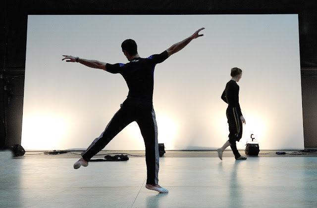 Britten's Death in Venice in rehearsal at Garsington Opera