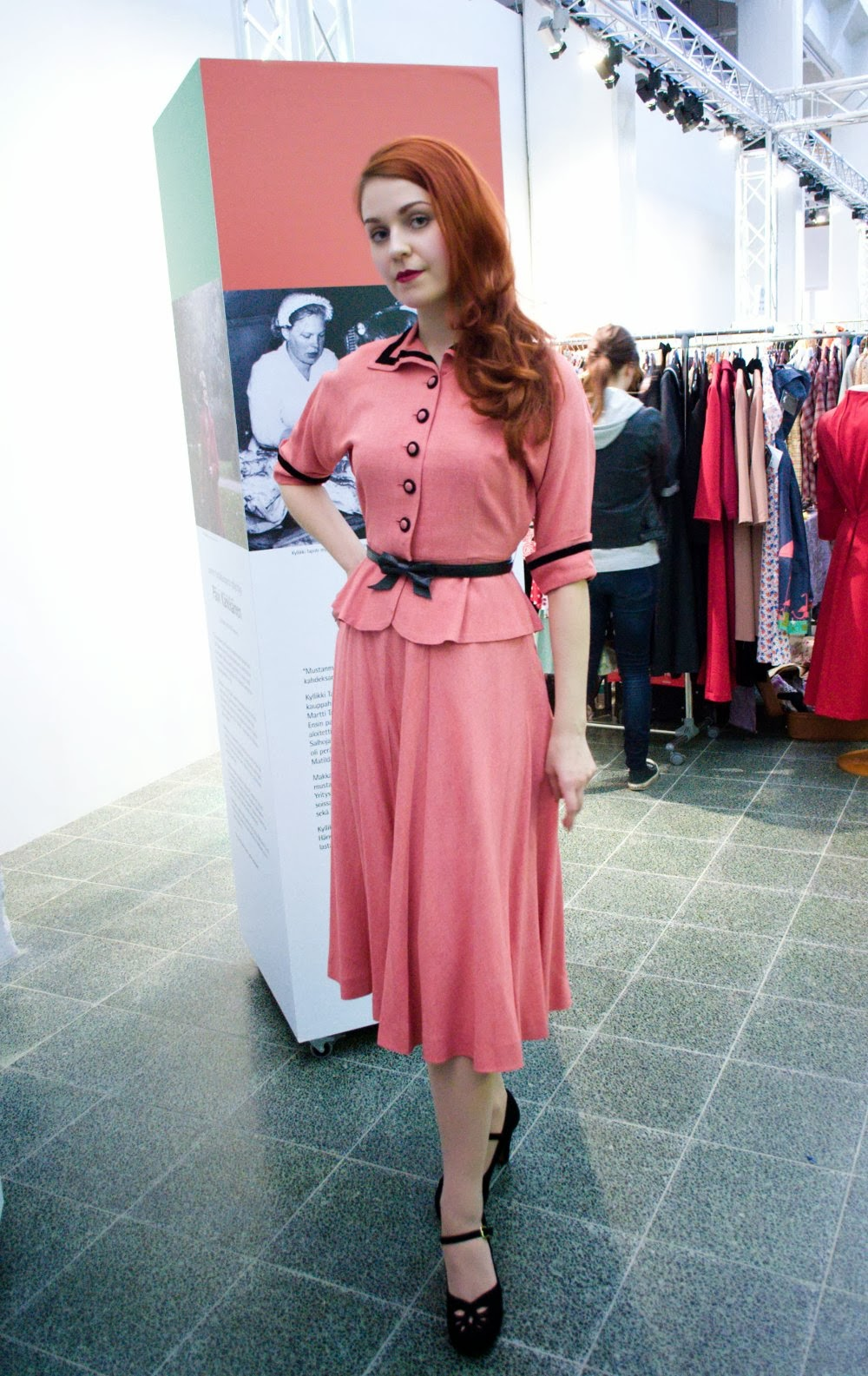 early 50s ensemble