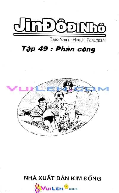 Jindodinho - Đường Dẫn Đến Khung Thành III  Tập 49 page 1 Congtruyen24h