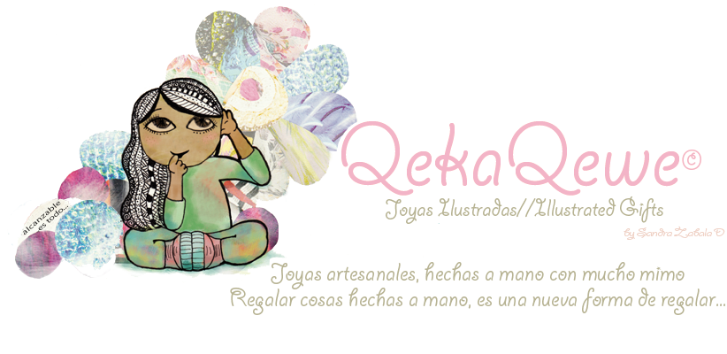 QekaQewe Regalos Ilustrados - Illustrated Gifts