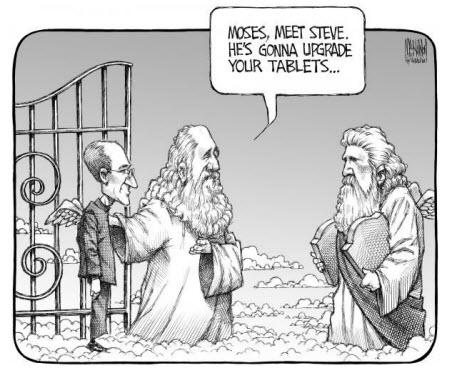 Steve Jobs: Heaven & Hell