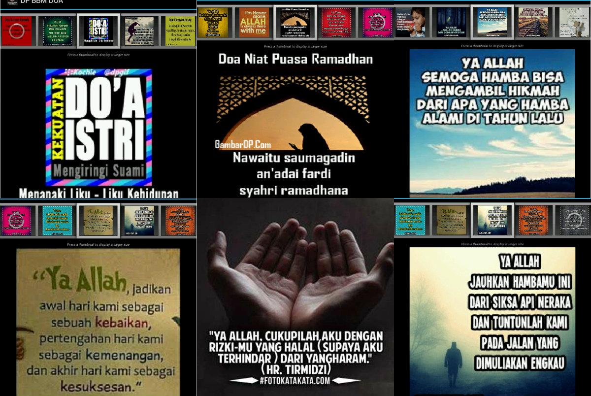 DP BBM Bergerak Idul Adha 2015 Terbaru