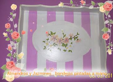 """Linea """"Jazmines y Almendros"""""""