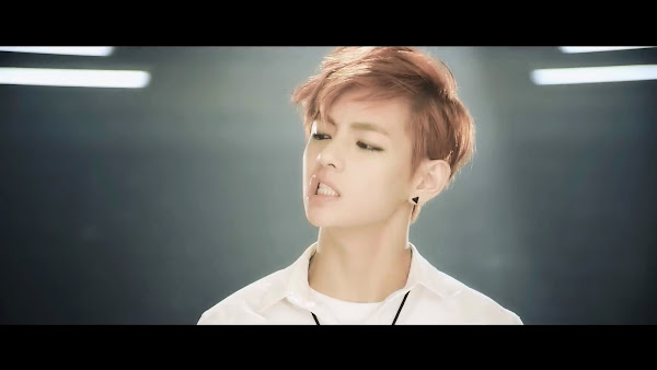 BTS Boy In Luv V