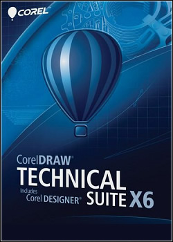 CorelDRAW Technical Suite X6 16.3.0.1114 + Tutorial + Crack