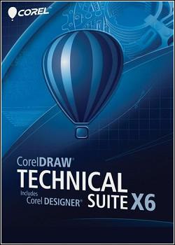 CorelDRAW Technical Suite X6 16.3.0.1114 + Tutorial + Crack