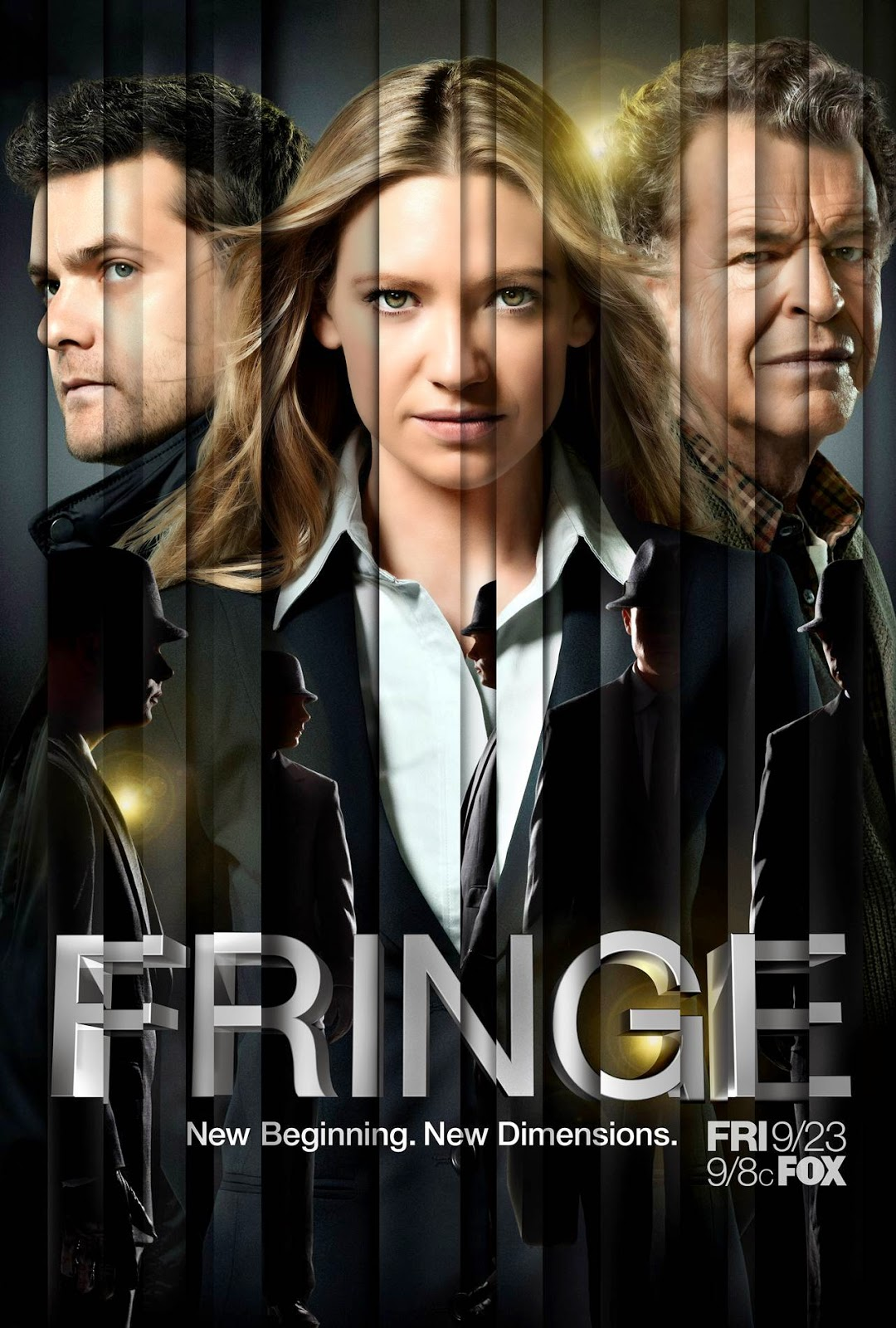 Fringe – Todas as Temporadas Dublado / Legendado (2008)