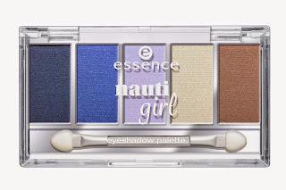 Essence Trend Edition - Nauti Girl - eyeshadow palette - www.annitschkasblog.de
