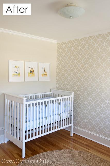 Diy Wall Art For Nursery : Crafting baby stuff imagine that diy nursery wall decor