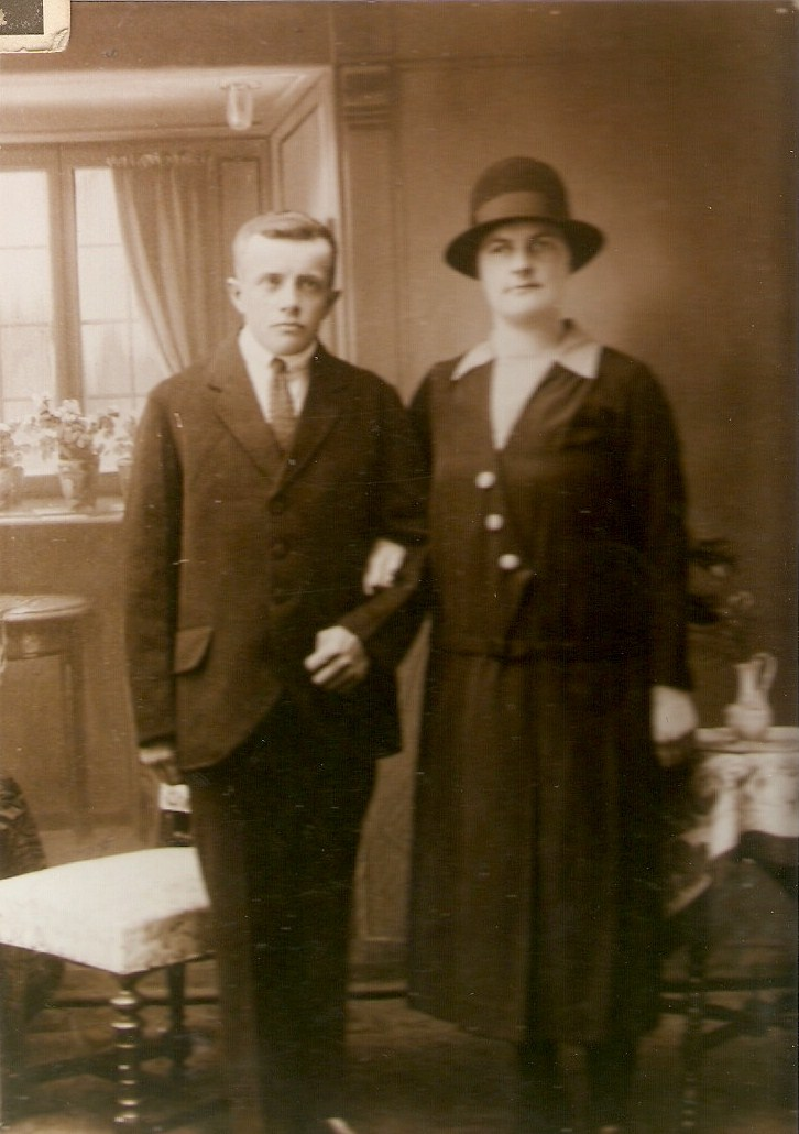 Teunis Evertsen en Willempje van den Brink