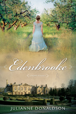 Book cover of Edenbrooke by Julianne Donaldson