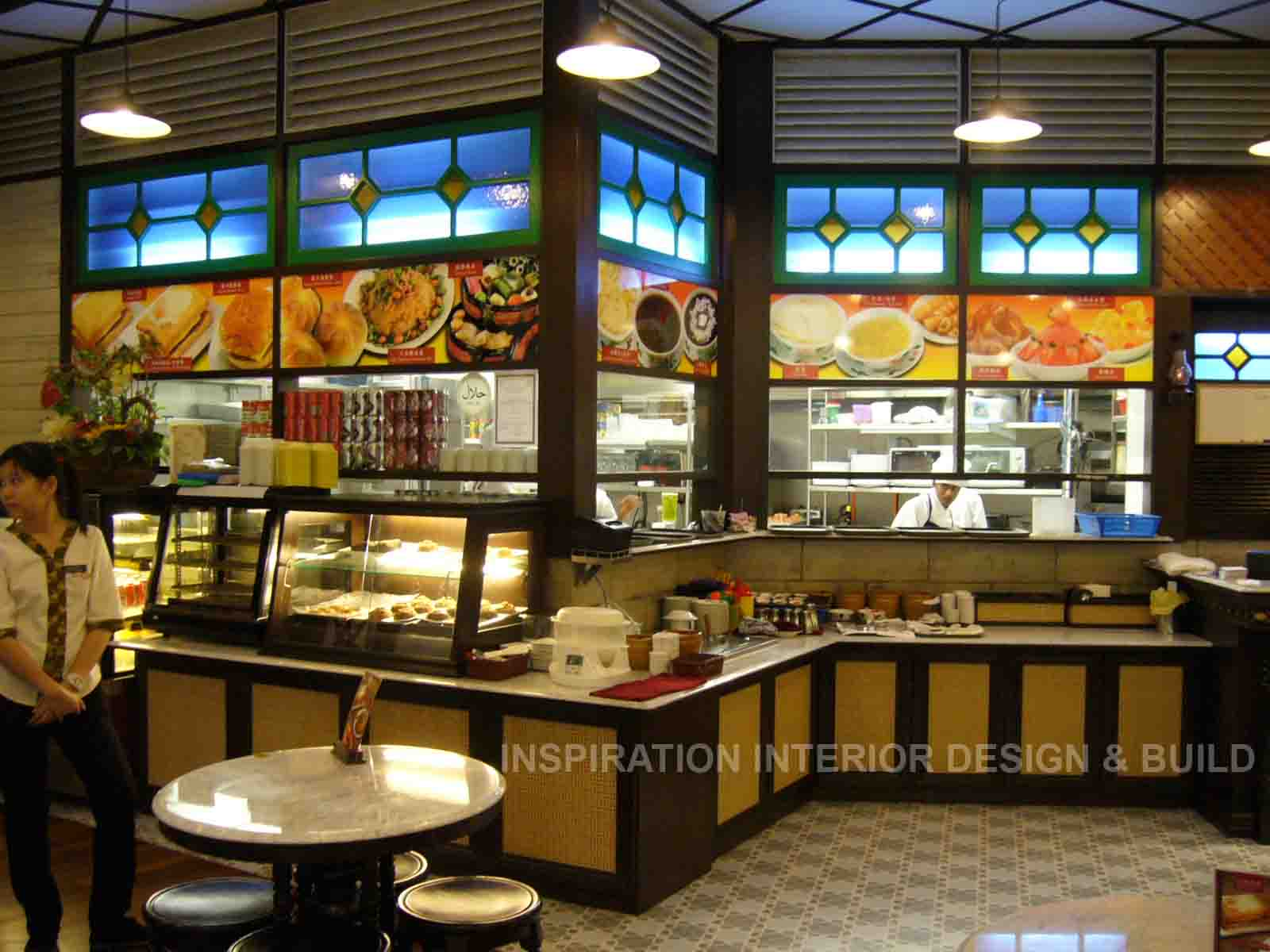 Inspiration interior design tea garden restaurant jusco for I kitchen bukit indah