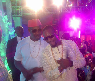 don jazzy and dbanj sister wedding