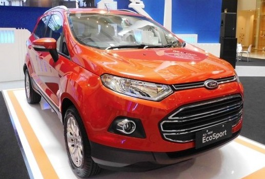 Harga Mobil Ford All-New Ecosport