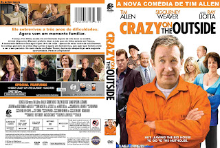 Baixar Filme  Enlouquecendo com a Liberdade (Crazy on the Outside) (2013) DVD Rip Dual Áudio