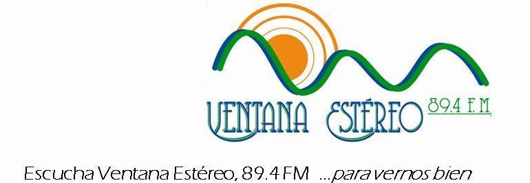 Ventana Stereo 89.4 fm