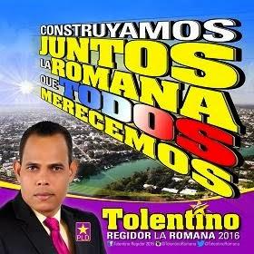 TOLENTINO, REGIDOR