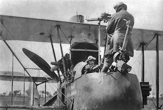 The Royal Aircraft Factory FE2d Fighter