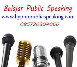 Belajar Public Speaking Terbaik Di Jakarta www.hypnopublicspeaking.com