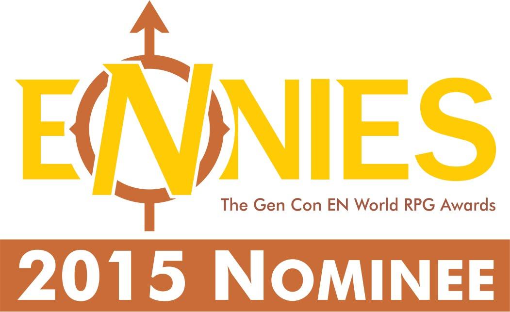 2015 ENnie Nominee