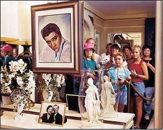 Culto a Elvis Presley