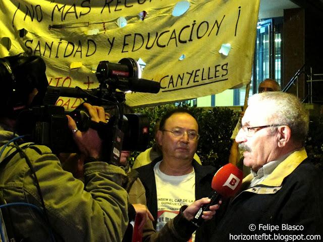 CAP Guieneueta, en los medios