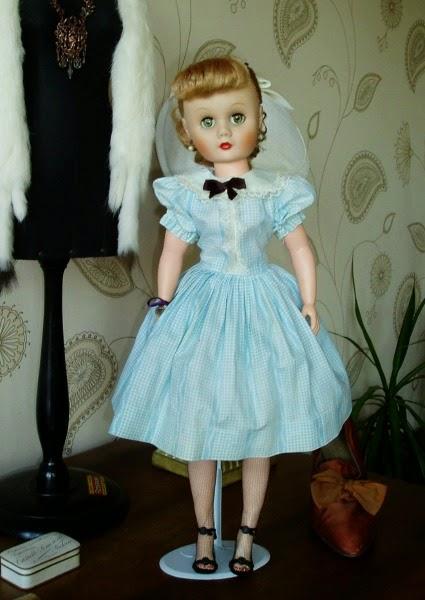 Allied fashion dolls vintage