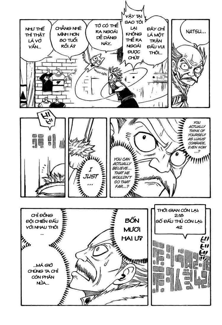 TruyenHay.Com - Ảnh 8 - Fairy Tail Chap 109