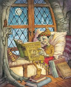 ¿Qué leen los gnomos?
