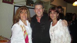 Loly Señaris Calviño, Manuel Valladares y Fina Gontan.