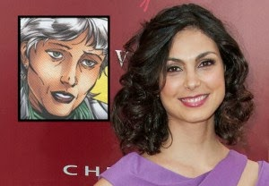 Gotham -  Morena Baccarin to Recur