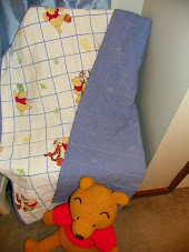 winnie the pooh quilt