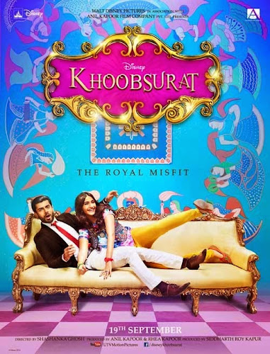 Khoobsurat (2014) Movie Poster