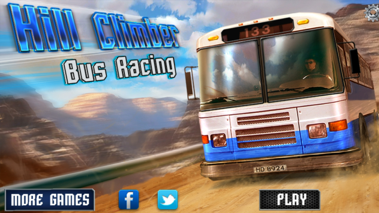 Hill Climber Bus Racing Gameplay Android