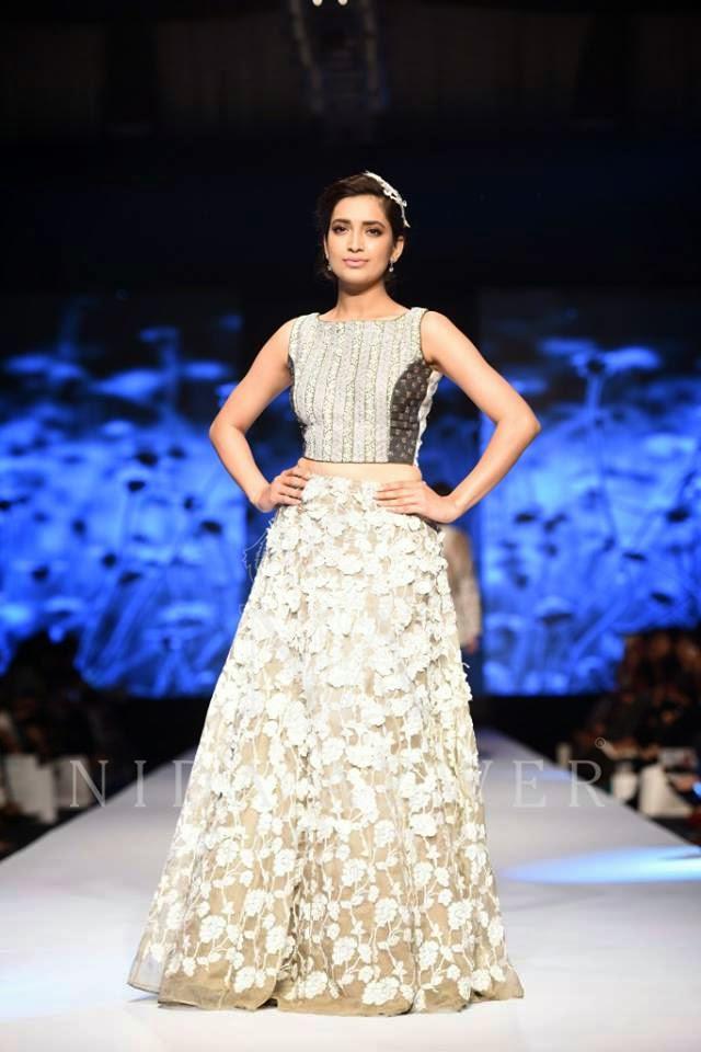 Nida Azwer TPFW long summer dresses 2015