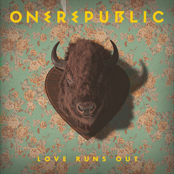 OneRepublic - Love Runs Out - Single Cover