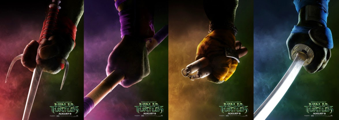 Teenage Mutant Ninja Turtles: First Look