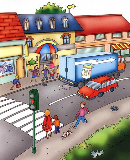 calle principal imagenes y dibujos ciudad para imprimir banco imagenes