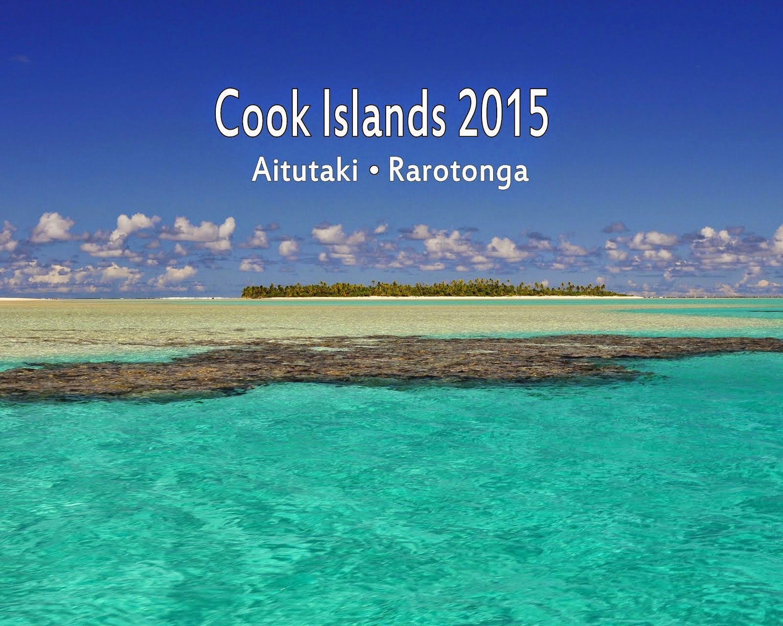Cook Islands 2015 Calendar