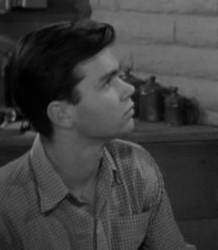 darryl hickman on gene tierney