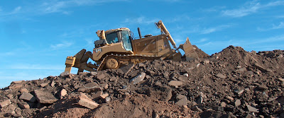 Landfill  - Mark's Demolition & Excavating, Inc.