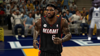 NBA 2K13 ER3 Revision Global Mod