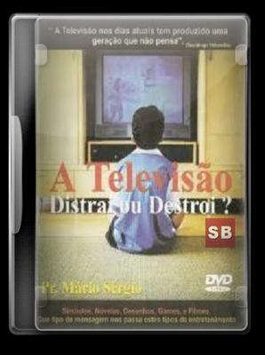Download Pregação Pastor Mario Sergio - A Televisão Distrai ou Destroi