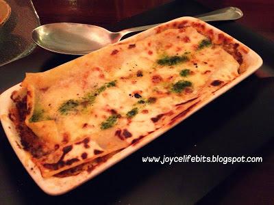 joyce yap blog lasagna