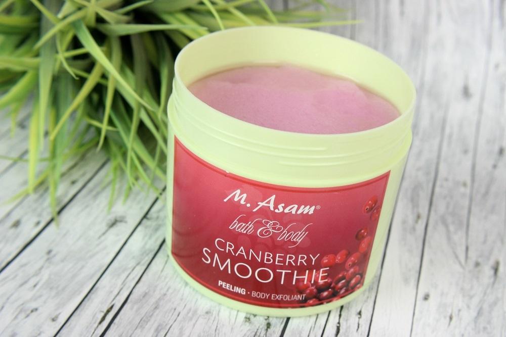 beauty, neu, peeling, review, qvc, cranberry, bodylotion, körperpeeling, Duftlinie, körpercreme, m.asam, qvc beauty, M. Asam, asambeauty, Cranberry Smoothie, hautpflege