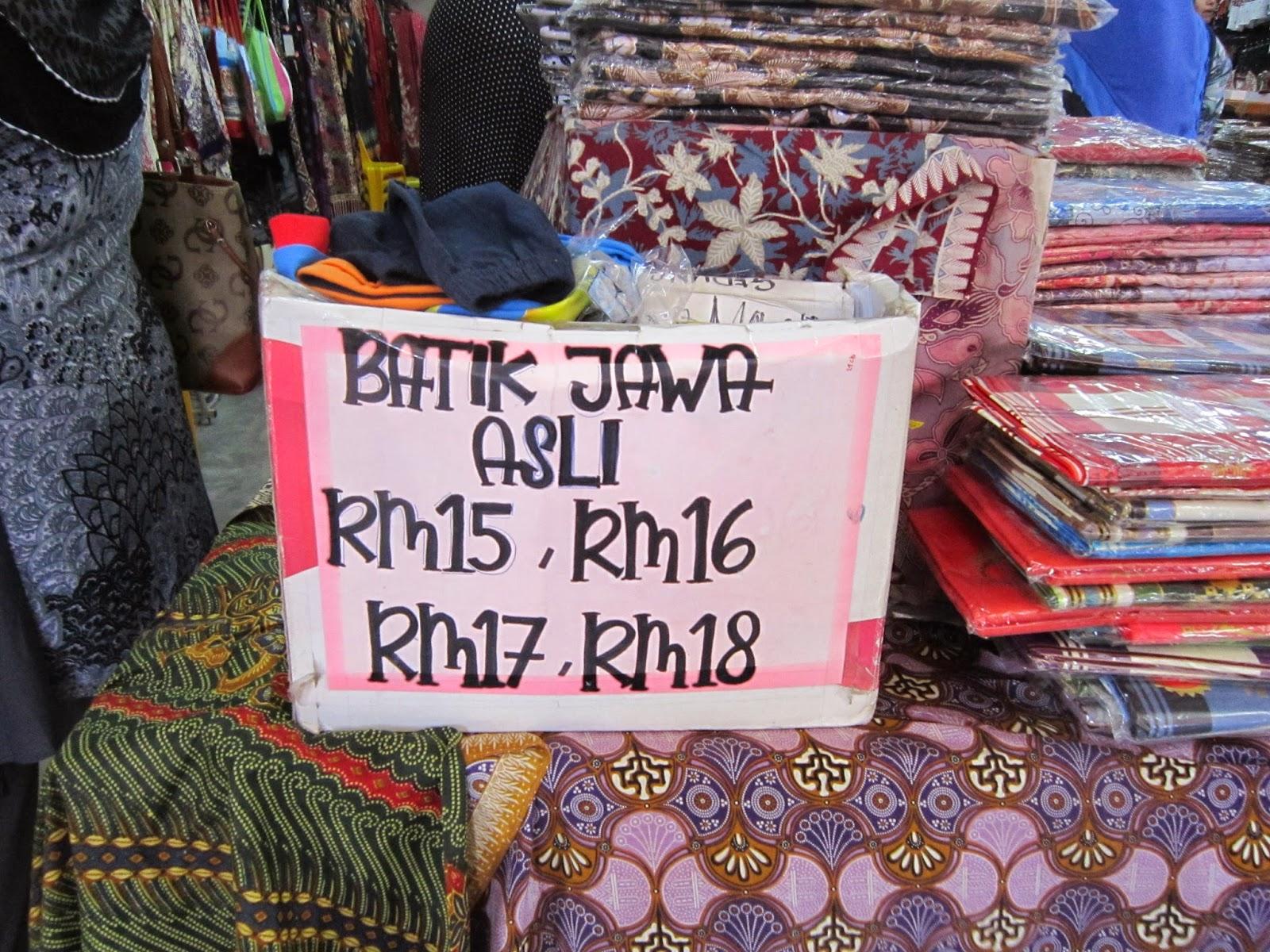 Oleole yang harus dibeli di LangkawiKoleksi pinggan mangkuk Haji