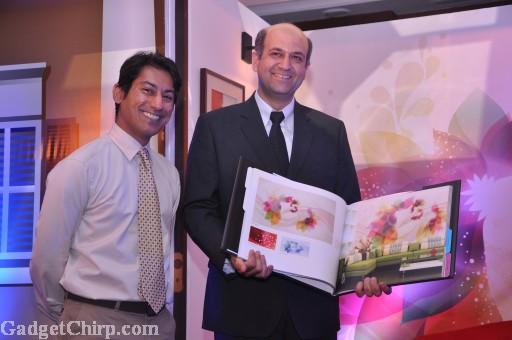 HP launches HP Wall Art custom wallpaper printing service