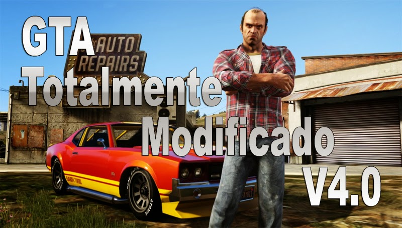 Download GTA San Andreas Totalmente Modificado v4.0