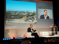 photo de Jon King et Tom Bannister, MIPTV 2012