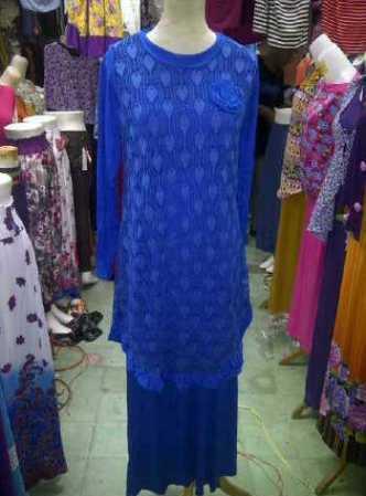 Model Baju Gamis Modern Terbaru 2017 Pesta Batik Cantik Murah